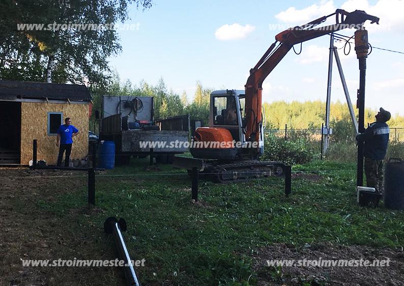 Расчет плиты фундамента в Подольске
