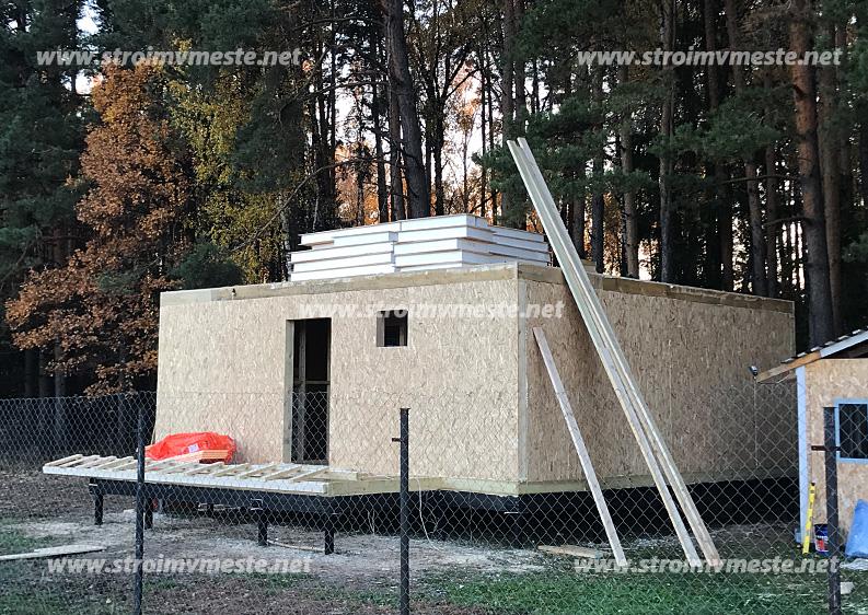 Построить фундамент под гараж в Королёве