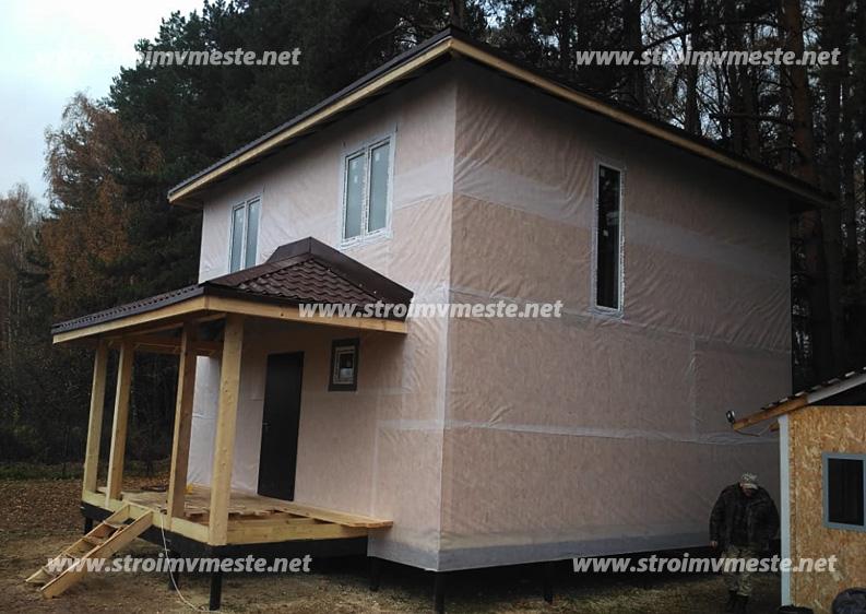 Устройство ленточных фундаментов строительство Раменский район